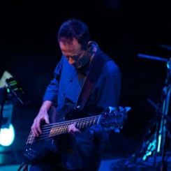 John Paul Jones on 12 string bass