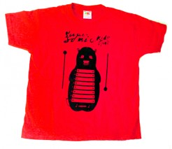 Supersonic 2012 Kids Gig T-shirt