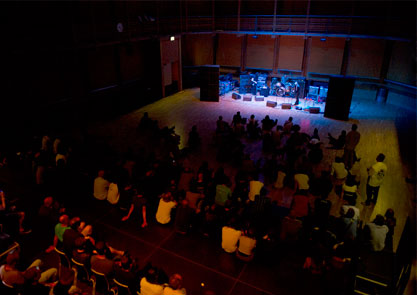 the crowd at CBSO Centre