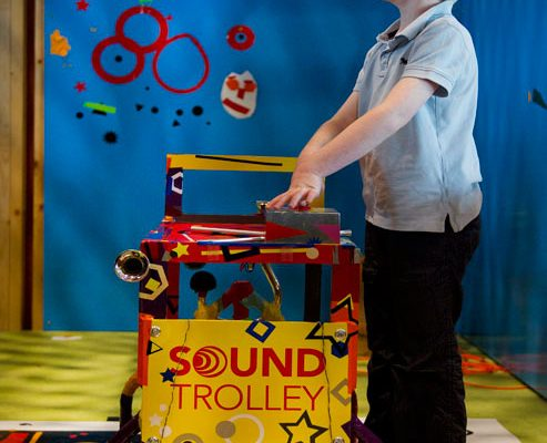 The Sound Trolley