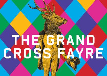 Grand Cross Fayre – this Saturday