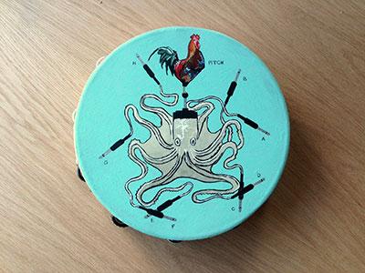 juneau-tambourine