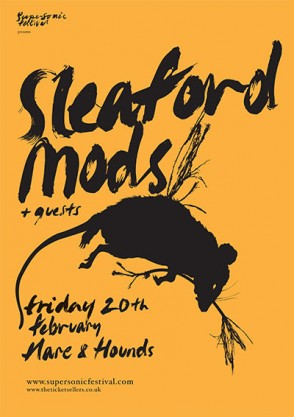 Sleaford Mods back in Brum