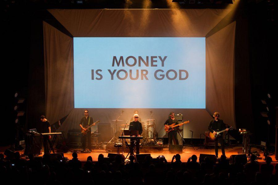 John Carpenter in concert - Coventry